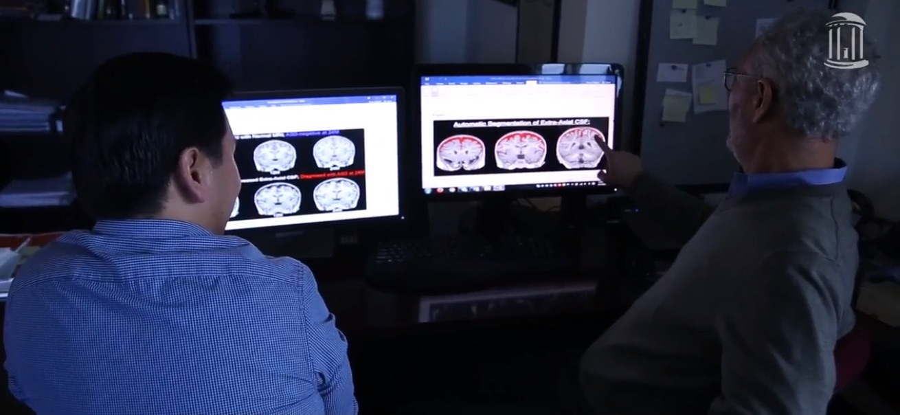 Excess Brain Fluid May Forecast Autism >> Ibis News